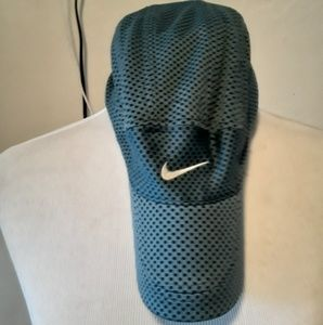 Gray Nike baseball hat